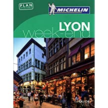 Guide Vert Week-End Lyon Michelin