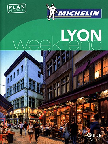 Descargar Libro Guide Vert Week-End Lyon Michelin de Collectif Michelin