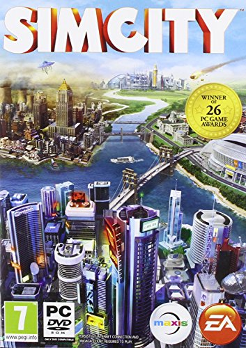 SimCity (2013) for PC 61HNJOZoFCL