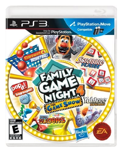 Family Game Night 4: The Game Show - Playstation 3 by Electronic Arts (Night Family Game 3)