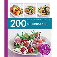 200Super salads: hamlyn بجميع الألوان cookbook (hamlyn بجميع الألوان cookery)