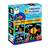 #6: Play Panda Magnetic Puzzles : Circles (500 Magnets) (Medium)