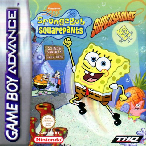 SpongeBob: Super