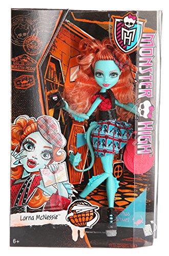 Mattel CDC36-Puppen (Mehrfarbig, weiblich, Mädchen, 6Jahr (E), 1Stück (S), Buch, Bürste, Mütze Puppen Puppe Doll)