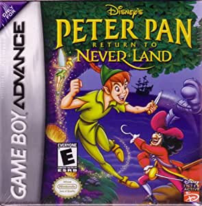 Disneys Peter Pan Return to Neverland (GBA) - UK Import [Game Boy Advance]