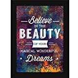 Best Frames With Quotes - Encouraging Quotes Modern Art Photo Frame for Inspiration Review