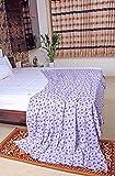 #3: MOSGARD- Mosquito Repellent Blanket (Lavender Teddy-L)