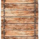 d-c-fix Bodenbelag Aqua Mat Holzbrücke Breite 65cm Länge & Muster wählbar 65 x 400 cm