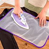 #10: Henrix Protective Press Mesh Ironing Cloth Guard Protect Delicate Garment Clothes