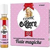 olio a caldo fiale magiche - trattamento ristrutturante intensivo anticrespo 5 fiale x 20 ml
