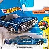 HOT WHEELS® Lincoln Continental - Oldtimer 1964 - 1:64 - blau