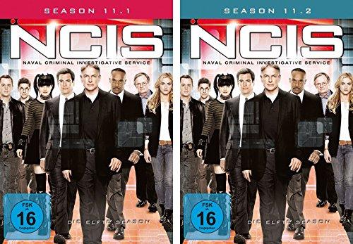 Produktbild Navy CIS Staffel 11 (11.1 + 11.2) im Set - Deutsche Originalware [6 DVDs]