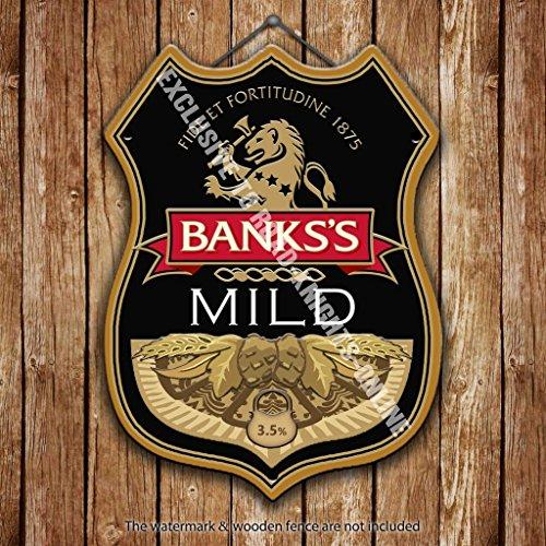 bankss-mild-beer-advertising-bar-old-pub-drink-pump-badge-brewery-cask-keg-draught-real-ale-pint-alc