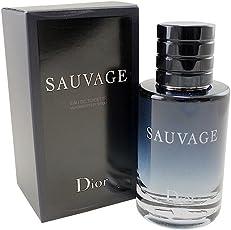 Christian Dior Sauvage Homme/Men, Eau de Toilette, Vaporisateur/Spray, 1er Pack (1 x 60 ml)