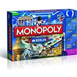 Winning Moves 43485 - Monopoly Berlin (Deutsch / Englisch) - Neuauflage 2015