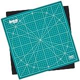 Prym - Tavolozza da taglio girevole, 30 x 30 cm, colore: Verde