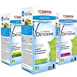 Ortis MethodDraine Detox-Pfirsich-Zitrone 250ml Öko
