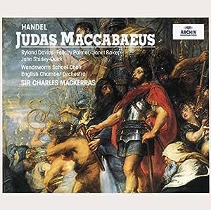 Handel: Judas Maccabaeus: Amazon.co.uk: Music