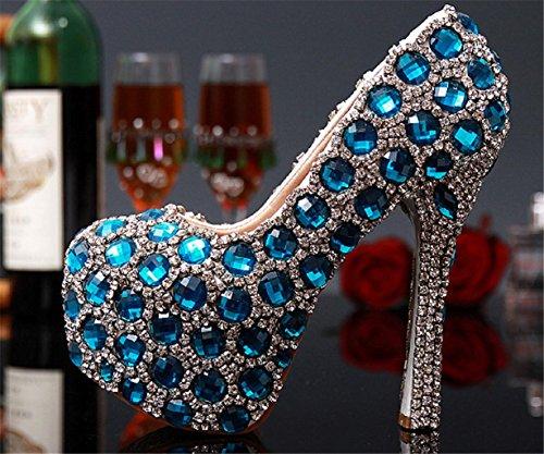 GZD-Women-Shoe-Blue-Crystal-Rhinestones-Bride-Bridesmaids-Wedding-Party-Wedding-Dressstraps-Ankle-Straps-For-Flats-Holding-Loose-High-Heel
