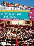 SES Term ES spécialité Sciences sociales et politiques