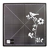Toga OU16 Tapis de découpe Plastique Noir 35 x 35 x 0,3 cm
