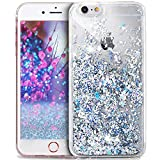 Coque iPhone 5C Etui,Liquide Flux Diamant Mousseux Shiny Glitter Cristal Bling...