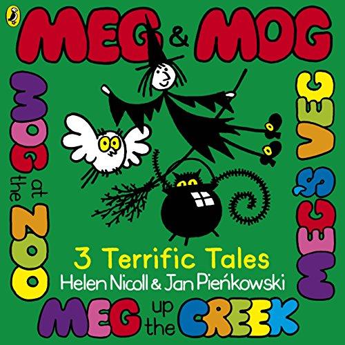 Meg and Mog : 3 terrific tales