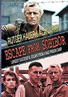 Escape from Sobibor - Digitally Remastered by Alan Arkin