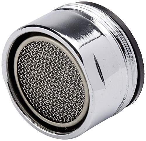 Wenko 21106100 Mischdüse M28 x 1mm, Silber, 2.8 x 2.8 x 2.8 cm