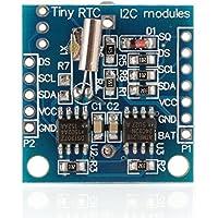 WINGONEER piccolo RTC I2C DS1307 AT24C32 Tempo reale modulo orologio per Arduino AVR PIC 51 BRACCIO