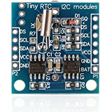 WINGONEER® Tiny RTC I2C DS1307 AT24C32 Real Time Clock Module For Arduino AVR PIC 51 ARM