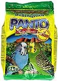 Panto Wellensittichfutter 2.5 kg