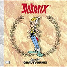 Asterix - Alles über Grautvornix: Asterix-Characterbooks 03
