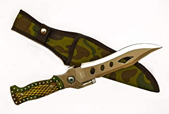 RUATAM HANDICRAFTS Knife for Hiking Camping