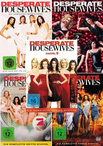 Staffeln 1-5 (31 DVDs)