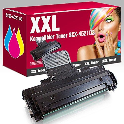 ms-point® 1x Kompatibler Toner für Samsung ersetzt SCX-4521D3 SCX-4321 / SCX-4521 F...