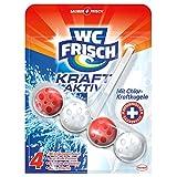 WC Frisch Kraft-Aktiv Duftspüler mit Chlor-Kraftkugeln