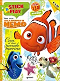 Crea il tuo mondo marino. Alla ricerca di Nemo. Stick & play. Con adesivi. Ediz. illustrata