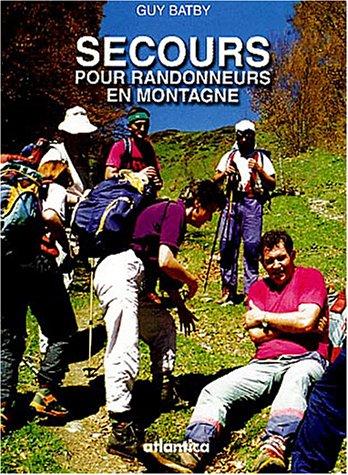 Secours pour randonneurs en montagne
