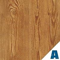 Artesive WD-022 Antiguo Rústico Mate 90 cm x 10 mt. - Película adhesiva Vinilo efecto Madera para la decoración de la casa, muebles, puerta y todas las superficies lisas