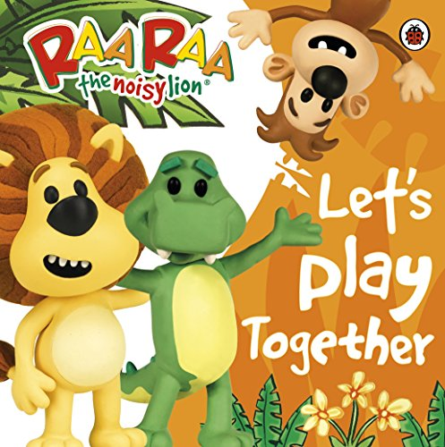 Raa Raa the Noisy Lion: Let's Play Together for sale  Delivered anywhere in UK