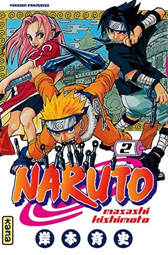 Naruto, tome 2 par Masashi Kishimoto