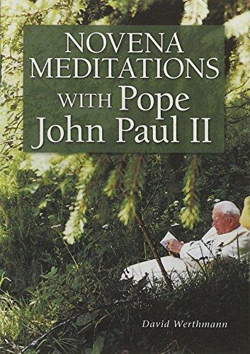 Novena Meditations with Pope John Paul II