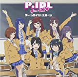 P.Idl Team I - Teenage Blues (Anime Collaboration Chara Ver.) [Japan CD] FRCD-10036