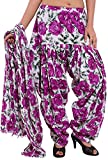 Decot Paradise Women's Cotton Patialas P...