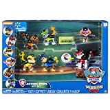 Paw Patrol - 6038448 - Pack de 6 Figurines d'Action Mission - La Pat' Patrouille
