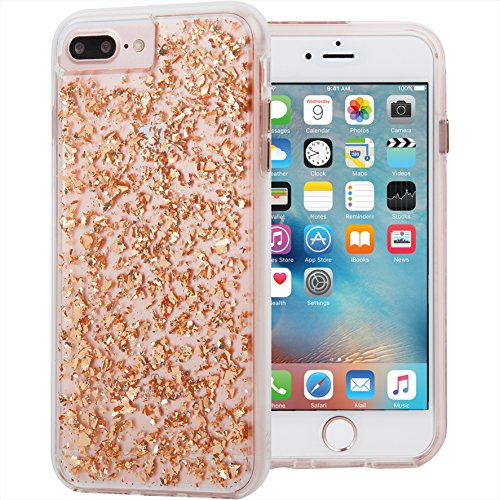 Case-Mate CM034768X  Case-Mate Karat-Hülle für das Apple iPhone 7+/6+/6s+ - Rotgold