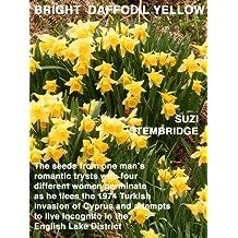 BRIGHT DAFFODIL YELLOW (JIGSAW Book 7)