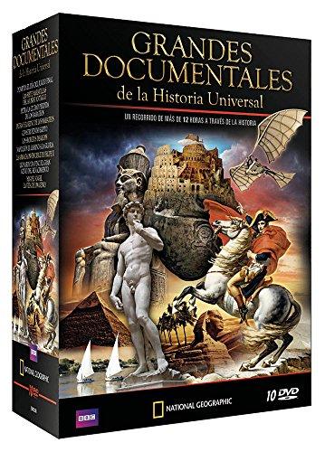 grandes-documentales-de-la-historia-universal-dvd
