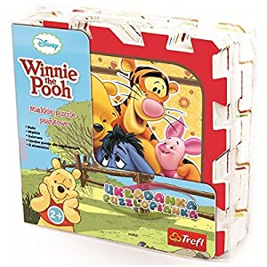 TREFL 60296 Winnie The Pooh - Puzzle de Espuma